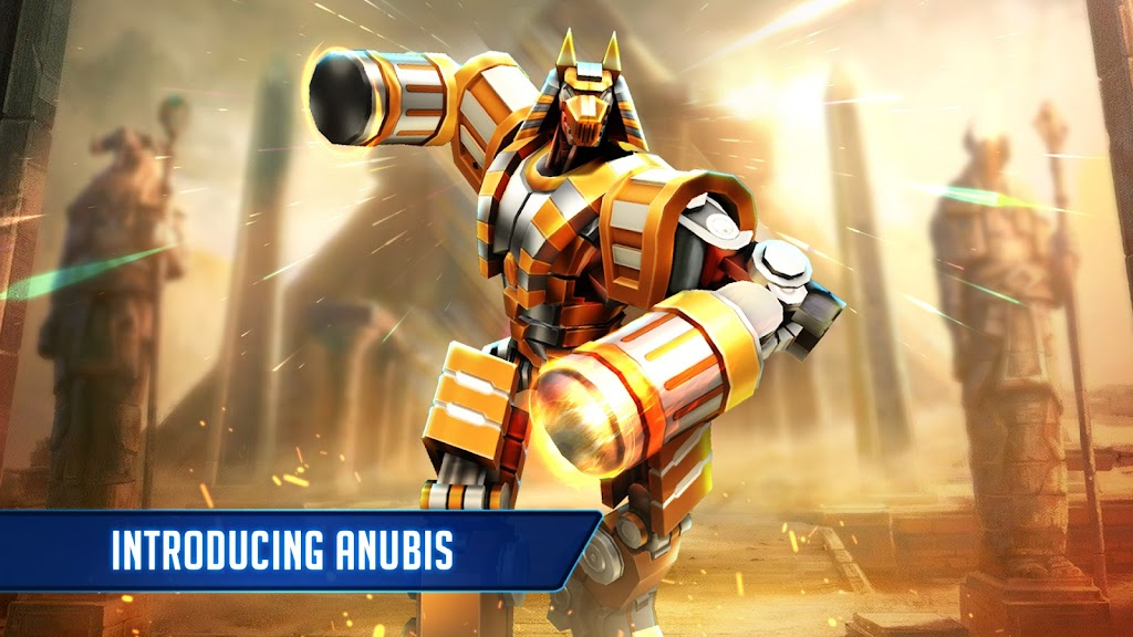 Real Steel Boxing Champions MOD poster 1
