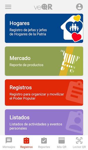 veQR - Somos Venezuela 3.5.2 Screenshots 1