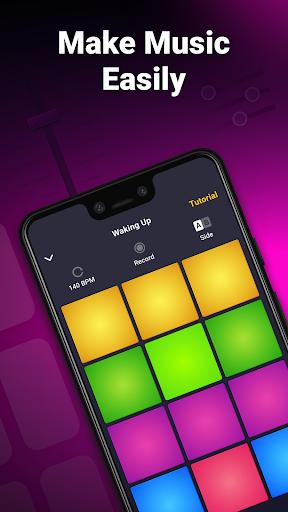 Drum Pad Machine - Beat Maker & Music Maker 2.10.0 Screenshots 1