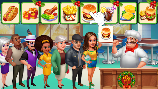 Crazy Chef: Fast Restaurant Cooking Games 1.1.46 screenshots 1