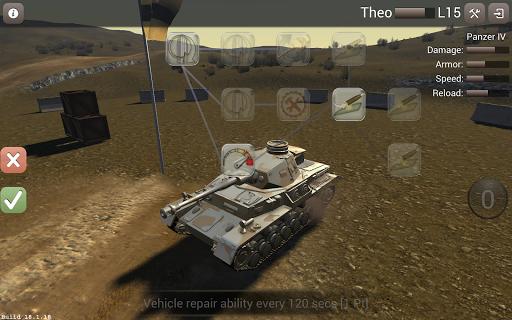 Archaic: Tank Warfare 5.04 screenshots 9