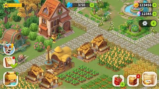 Family Farm Adventure MOD APK 1.4.211 (Unlimited Gold) 14
