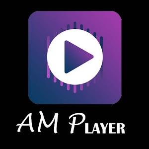 Video Player Ultra HD 4K Video Player Free 2.8 by AMTech Studio logo