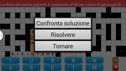 Cruciverba Italiano  ( parole crociate ) 2.2020 screenshots 5