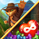 Indy Cat 2: Match 3 free game - jigsaw, puzzles - Androidアプリ