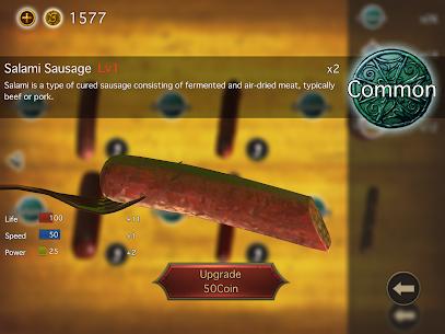 Sausage Legend Mod Apk (Unlimited Coins) Download 9