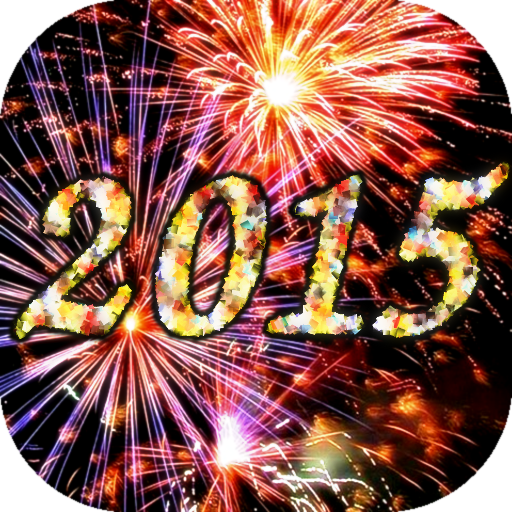 2015 Fireworks Countdown LWP For PC Windows (7, 8, 10 and 10x) & Mac Computer