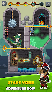 How to Loot – Pin Pull & Hero Rescue 8