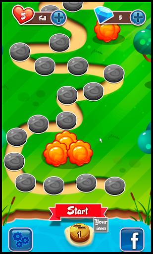 jelly garden 2018 screenshot 2