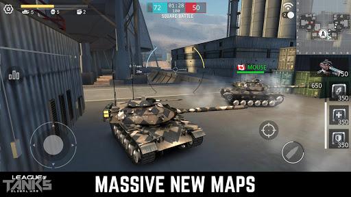 League of Tanks - Global War 2.5.1 screenshots 2
