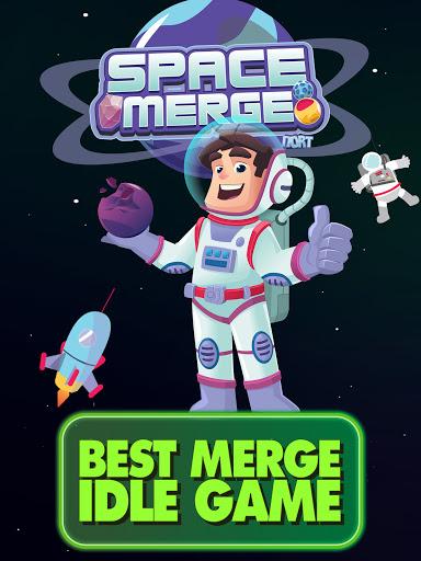 Space Merge: Galactic Idle Game 1.4.1 screenshots 9