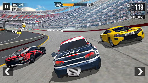 REAL Fast Car Racing: Race Cars in Street Traffic 1.2 screenshots 3