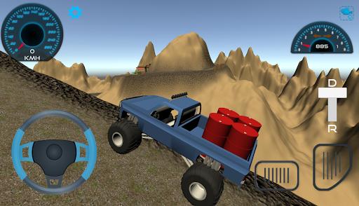 offroad truck cargo transport simulator 2020 screenshot 1