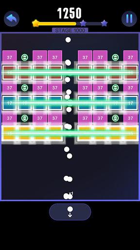 Bricks ball-phyisics breaker classic  screenshots 4