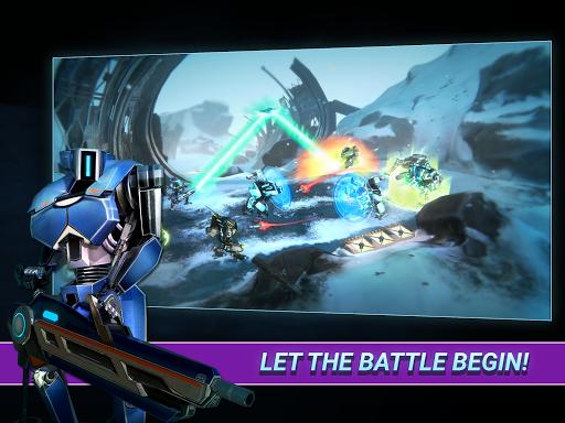 Mech Tactics: Fusion Guards 1.1.3 screenshots 12