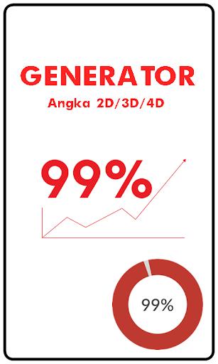 Generator Togel 2D,3D,4D Terbaru 2020  Screenshots 2