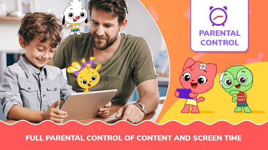 PlayKids - Cartoons, Books and Educational Games