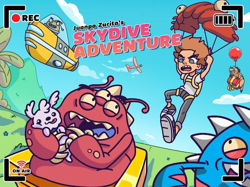 SkyDive Adventure by Juanpa Zurita android2mod screenshots 13