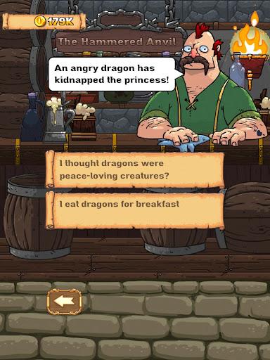 Good Knight Story 1.0.10 Screenshots 9