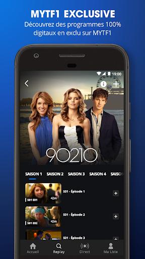 MYTF1 u2022 TV en Direct et Replay modavailable screenshots 3