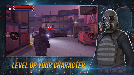 Armed Heist: TPS 3D Sniper shooting gun games  screenshots 6