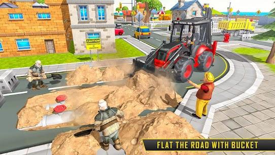 Heavy Excavator Sim 2021: Construction Simulator 2
