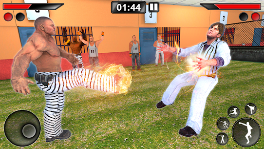 Grand Prison Ring Battle – Karate Fighting Games Hack Online (Android iOS) 3
