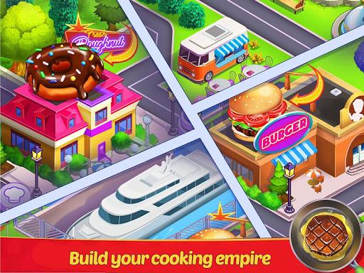 Restaurant Master : Kitchen Chef Cooking Game  screenshots 11