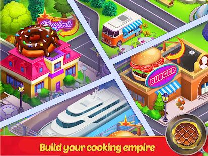 Restaurant Master : Kitchen Chef Cooking Game 1.6 Screenshots 11