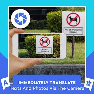 Download Translate: Camera Translator, Offline Translation Mod 1