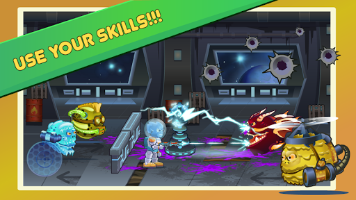 two heroes & monsters (two-player game) screenshot 2