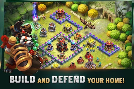 Free Clash of Lords  Guild cas tle Apk Download 2021 1
