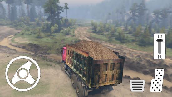 Sand Cargo Truck Transport Simulation Game Unlimited Money