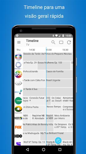 Programação TV Brasil - Cisana TV+ 1.12.9 screenshots 1
