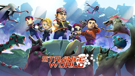 Strange World – RTS Survival 1.0.20 1