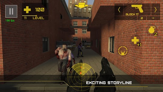 Zombie Defense 2 Mod Apk: Episodes (Unlimited Ammo/God Mode) 7