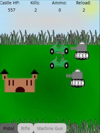 castle tap defense screenshot 2
