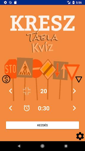 Kresz Tábla Kvíz screenshots 1