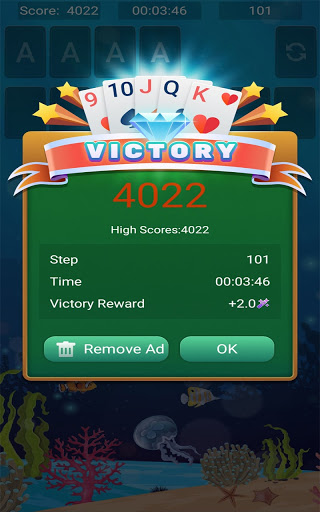Solitaire Card Games Free 1.0 screenshots 11