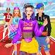 男子高生と女子高生ドレスアップゲーム - Androidアプリ