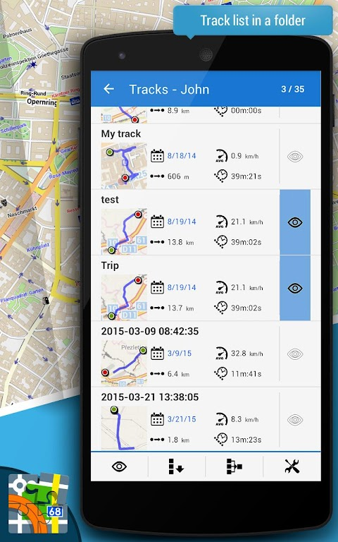 Locus Map Pro - Outdoor GPS navigation and maps  poster 5