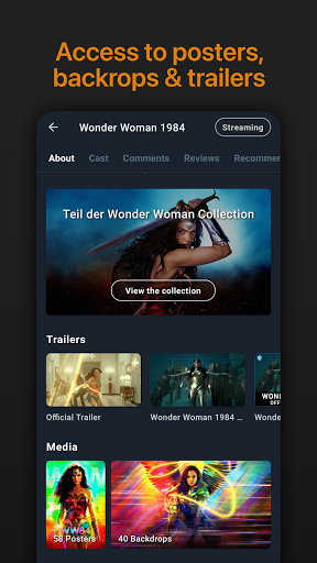 Moviebase: Manage Movies & TV Shows screenshots 2
