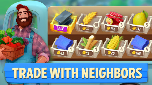 Riverside: Awesome Farm Apkfinish screenshots 7