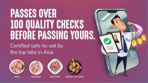 Fresh To Home - Order Chicken, Raw Seafood & Meat apktram screenshots 8