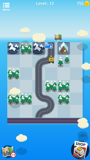 Road Trip FRVR - Connect the Way of the Car Puzzle 1.1.7 Pc-softi 2