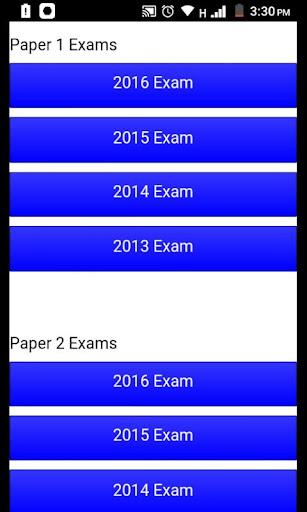 Grade 12 Life Sciences Mobile Application 1.0 Screenshots 4