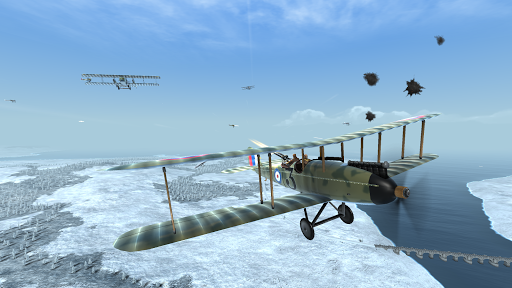 Warplanes: WW1 Sky Aces 1.3.2 screenshots 7