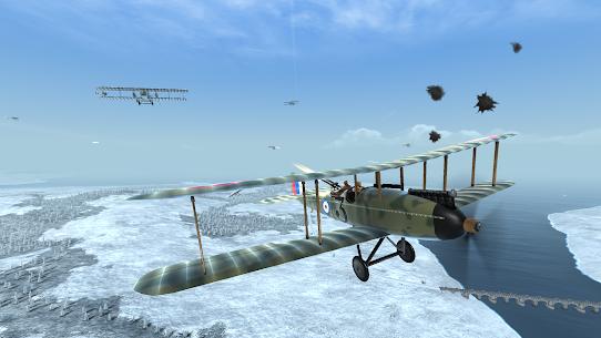 Warplanes: WW1 Sky Aces Mod Apk 1.4.2 (Unlimited Gold/Silver/Fuel) 7