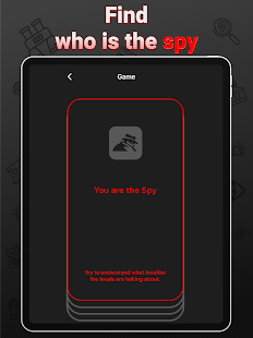 Spy - Card Party Game 1.0.4 Screenshots 6