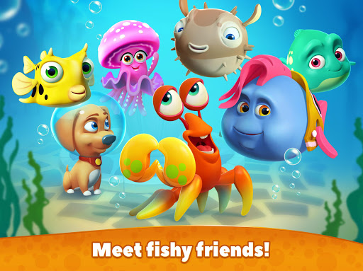 Undersea Solitaire Tripeaks screenshots 21